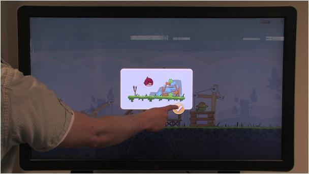 32 inch Touchscreen Display