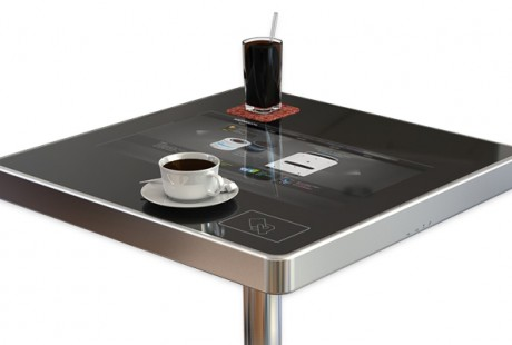 Table In Restaurant : Designed for use in restaurants, coffee shops, staff canteens and ...