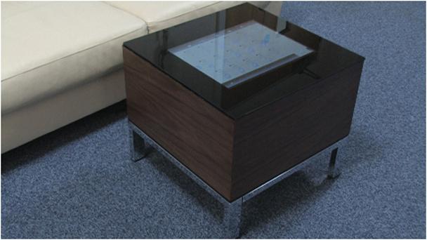 Kiocube Interactive Coffee Table Touch Screen Table Interactive Furniture Multi Touch Tables