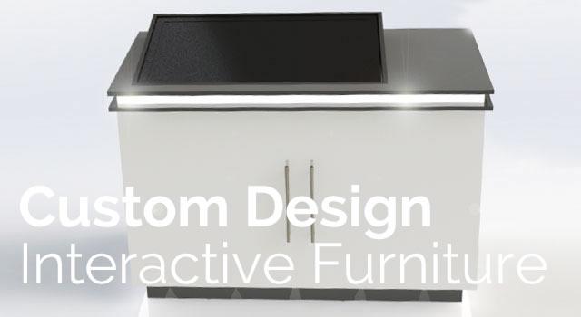 Custom Designed Interactive Furniture