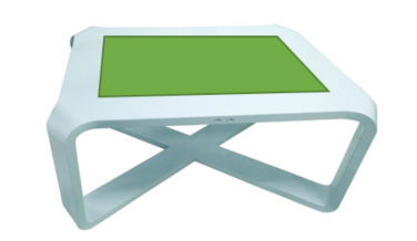 LifeSize X Multi-touch table