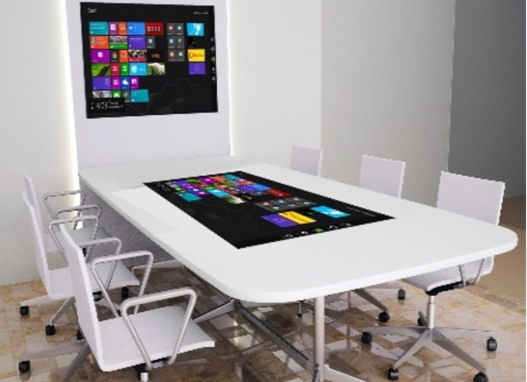 High Tech Conference Room Table
